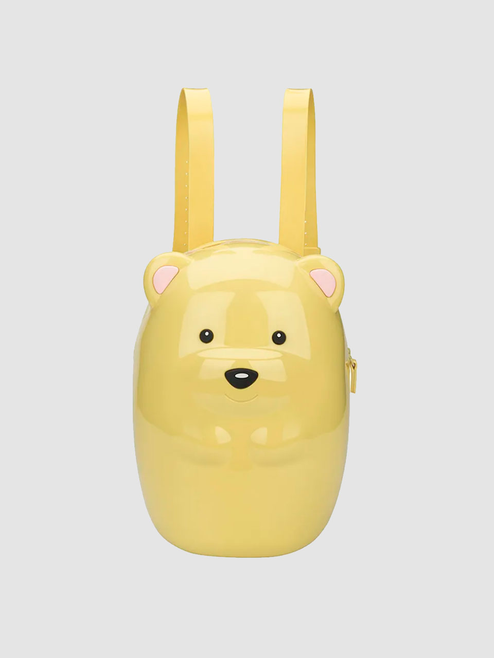 Mini Melissa Bag Bear - Amarelo Vera Opaco