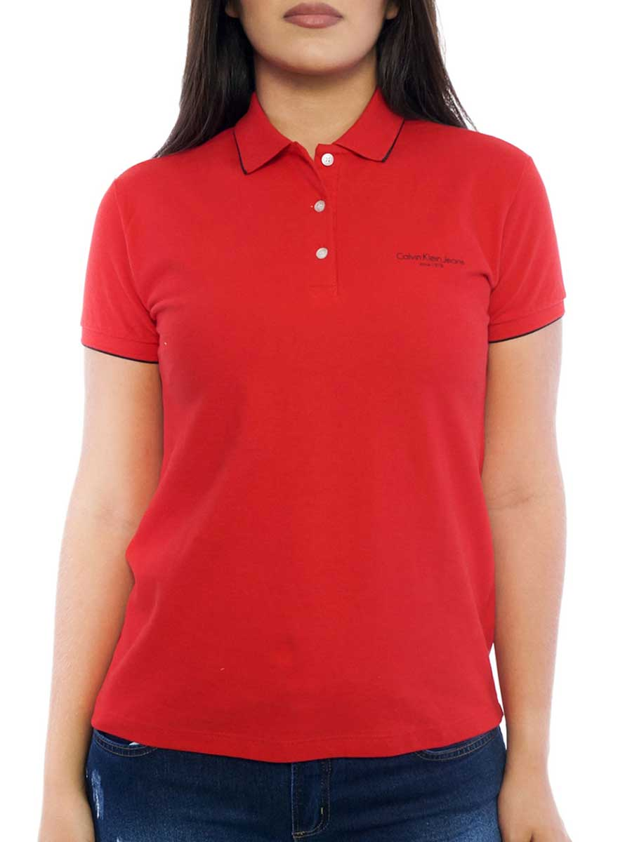 POLO FEM PIQUET - 88015